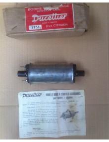 Bobine Ducellier 2cv 6 volts