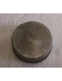 Bouchon aluminium de bocal verre de maître cylindre occasion