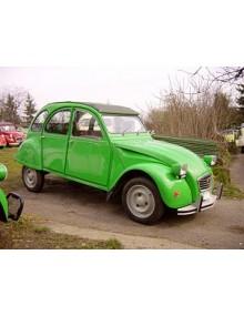 2 CV 6 Club vert Bambou 1977