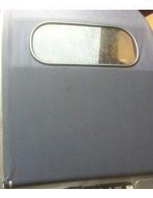Capote 2CV  neuve toile renforcée coton gris foncé longue avec petite glace ovale 2 CV avant 1957  Exclusivité Ami de la 2cv* Livraison gratuite en France Continentale