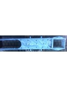 Châssis galvanisé  homologué 2cv depuis 1970 Dyane Méhari*, pas d' expédition, retrait sur place sur rendez vous ou livraison par transporteur nous consulter