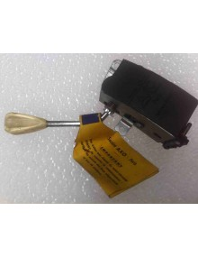 Commodo de clignotant Ami 6 bouton blanc 12 volts ( levier oxydé)