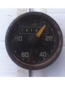 Compteur rond occasion 2cv ED gradué de 20 à 80 km/h