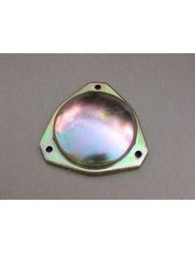 Protection métallique de frotteur 2cv, Méhari, Ami, Dyane