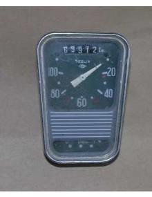 Compteur occasion Véglia gradué de 20 à 100 km/h  pour 2cv AZAM  et AZA