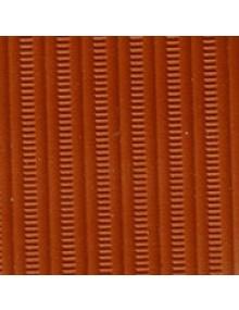 Capote 2CV rouge cuivre indien fermeture extérieure SUR COMMANDE