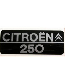 Autocollant Citroën 250