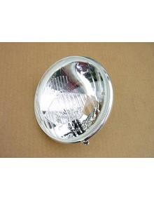 Optique Cibié 12 Volts  2CV  et HY origine code européen avec trou de veilleuse