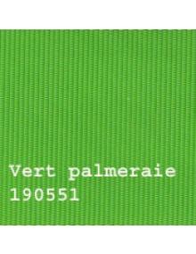 Capote 2CV neuve, fixation intérieure, vert palmeraie en exclusivité chez Ami de la 2cv