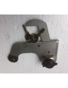 Fermeture à clé du capot moteur 2CV / Antivol de capot 2cv / Serrure de capot haut de gamme*