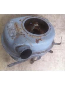 Boîtier de filtre à air métal 2cv4 et 6  occasion (photos non contractuelle)