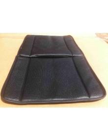 Garniture de siège avant skai noir imitation targa pour 2cv camionnette*