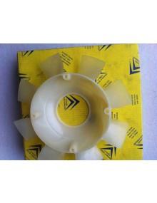 Hélice de ventilateur 8 pales en nylon blanc Ami 8 ATTENTION ne se monte pas sur AMi6
