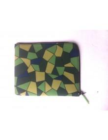 Housse pour I Pad 2cv en tissu Arlequin découvrez nos autres idées cadeaux dans notre boutique cadeaux