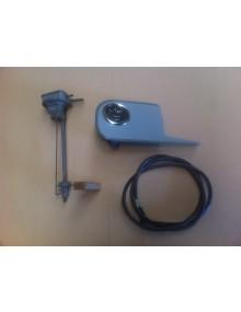 Jauge accessoire pour AZU 6 volts marque Jaeger avec cadran pour le tableau de bord