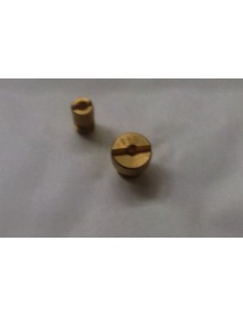 Jeu de 2 gicleurs pour carburateur Solex 26/18 spécial  pistons 652 cm3