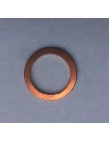 Joint en cuivre de bocal de liquide de frein 2cv depuis décembre 1959