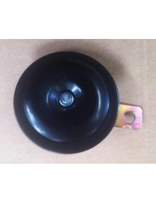 Avertisseur sonore/ klaxon qualité supérieure avec sa pate de fixation cosse plate