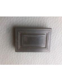 Obturateur rectangulaire d'interrupteur de tableau de bord, occasion