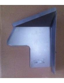 Pièce de réparation d'aile avant droite 2cv