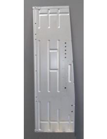 Plancher latéral droit électrozingué 2cv, avant 1970 , copie de l'origine