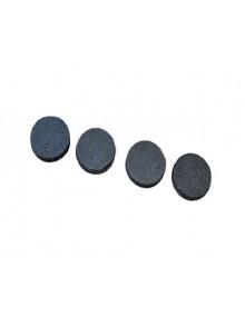 Plaquettes de frein à main, (pastille) 2 CV Dyane Ami8 Méhari marque Roadhouse ou Klaxcar