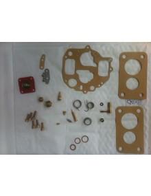 Pochette complète de réparation de carburateur double corps 26/18  avec vis et ressorts