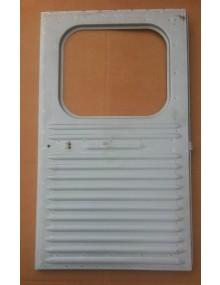 Porte arrière gauche pour 2cv AZU et AK petites nervures vitre carrée