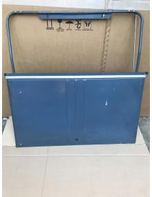Porte de malle 2cv accessoire avec grande ouverture incluant la glace