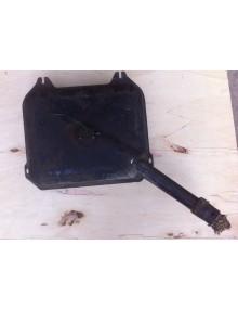Réservoir d'essence 2cv occasion tôle 20 litres pour 2cv entre 1954 et 1973 à restaurer * corrosion  à l'intérieur  vendu sans jauge, ni plongeur (photo non contractuelle)
