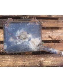 Reservoir occasion 2cv/ Dyane tôle 20 litres vendu sans jauge, ni plongeur (photo non contractuelle