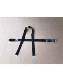 Sangles triangle de fixation de la roue de secours Ami 6 Ami 8 Ami Super