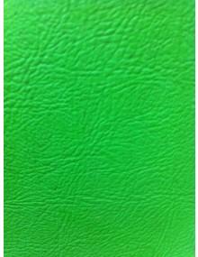 Jeu de 4 panneaux de porte en skaï vert 2cv version Spécial