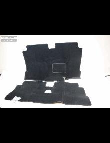 Tapis de sol en moquette, 2CV, avant + arrière