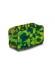 Trousse de toilette 2cv en tissu Arlequin , découvrez notre boutique cadeaux