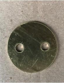 Vanne de papillon de carburateur 2cv  35 mm