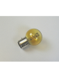 Ampoule de phare jaune 6 volts à baïonnette, 40/45W