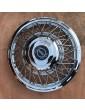 Ensemble de 4 enjoliveurs de roue à rayons 15 pouces