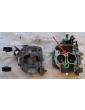Jeu de 2 gicleurs pour carburateur Solex 26/18 spécial  moteur 652 cm3