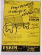 Piètement Eskim pour pique niquer en 2cv
