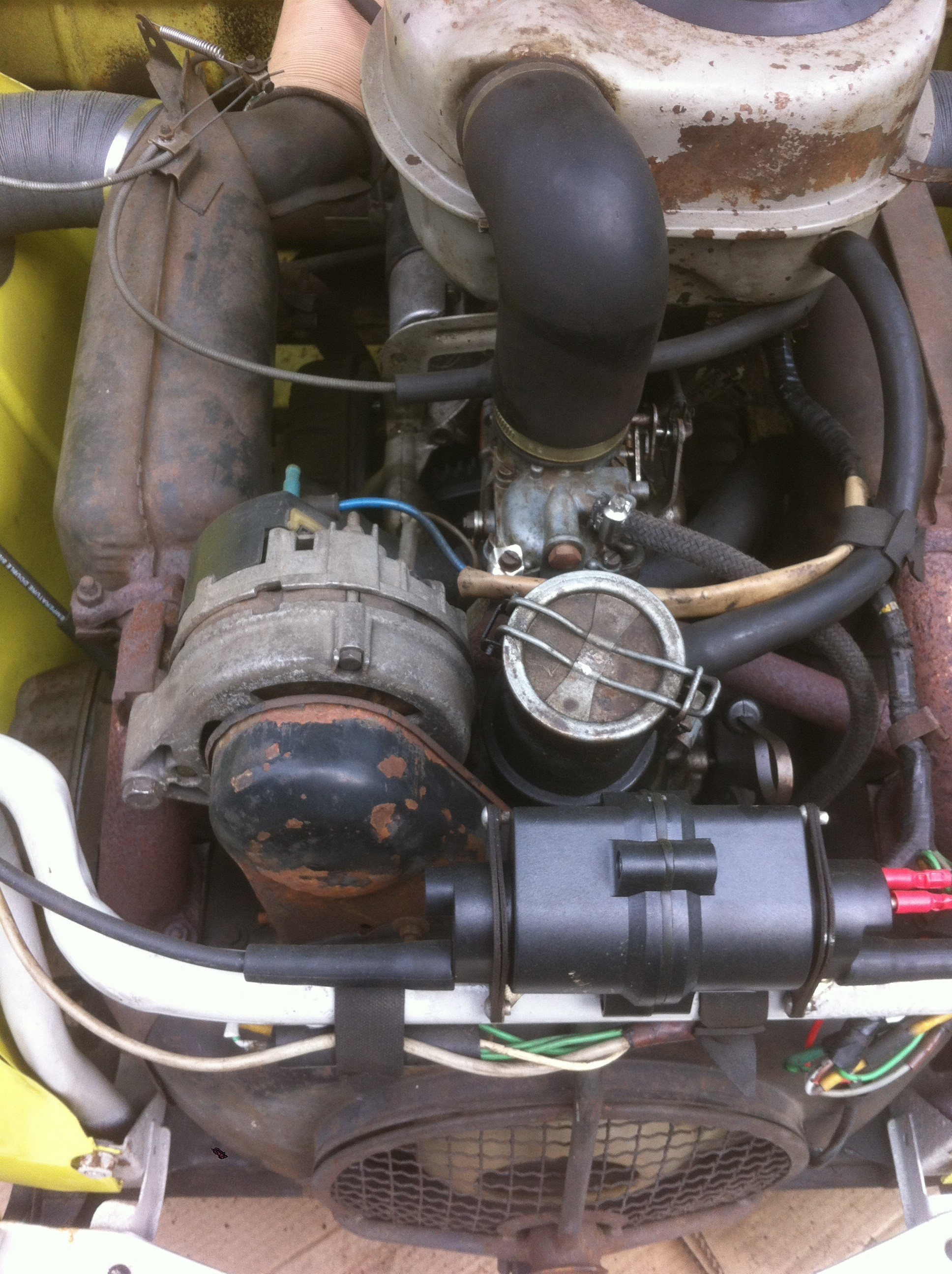 pi u00e8ces d u00e9tach u00e9es 2cv et mehari - moteur 435 cm3 2cv4