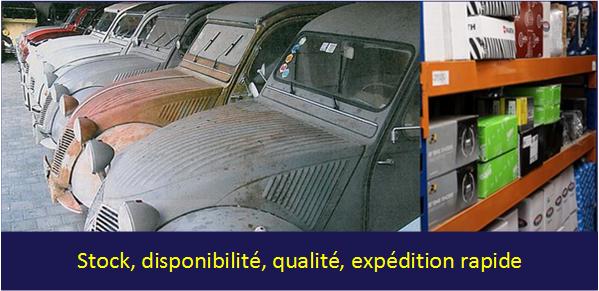 BOITE AMPOULES 12 Volts NEUVES pour Citroen 2CV DYANE MEHARI TRACTION HY 777