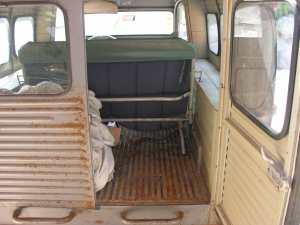 2cv camionnette 4 places